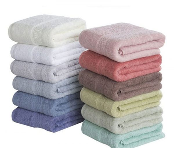 Cotton Thick High Absorbent Bath Towel