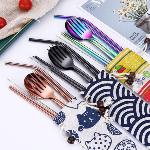 Korean Cutlery Portable Set