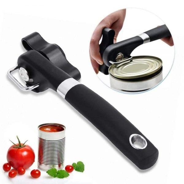 Safe Cut Smooth Edge Manual Can Opener